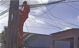 Cà Mau: Gia tăng tai nạn do điện giật