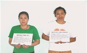 Khởi tố 2 đối tượng đưa, dẫn 9 người Trung Quốc nhập cảnh trái phép