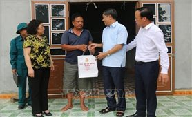 Sơn La ổn định cuộc sống của người dân sau các trận động đất