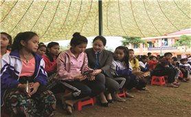 Quảng Bình: Đẩy mạnh vai trò của phụ nữ