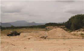 Khánh Vĩnh (Khánh Hòa): Tăng cường ngăn chặn nạn khai thác cát trái phép