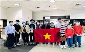 Đưa 350 công dân Việt Nam từ Houston (Hoa Kỳ) về nước