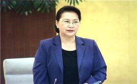 Khai mạc Phiên họp thứ 47 của Ủy ban Thường vụ Quốc hội