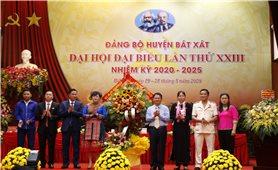Lào Cai: Tỉnh đầu tiên hoàn thành Đại hội cấp trên cơ sở