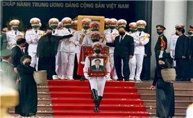 Tổ chức trọng thể Lễ truy điệu nguyên Tổng Bí thư Lê Khả Phiêu