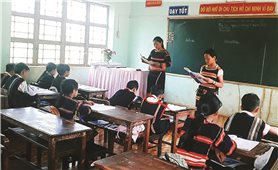Nhiều bất cập trong dạy và học tiếng DTTS