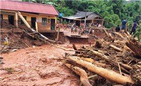 Điện Biên: Nhiều thiệt hại sau lũ ống, lũ quét