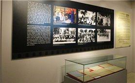 """Triển lãm """"Cách mạng tháng Tám – Mốc son lịch sử"""""""