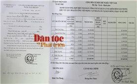 Viết tiếp vụ việc tại Nho Quan (Ninh Bình): Vì sao người dân không được cấp sổ đỏ?