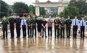Thủ đoạn thổi phồng việc người Trung Quốc nhập cảnh trái phép để công kích chế độ