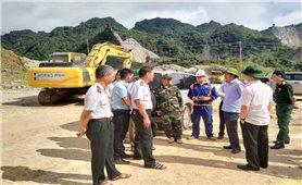 Điện Biên: Tăng cường giám sát việc chấp hành luật bảo vệ môi trường trong khai thác khoáng sản