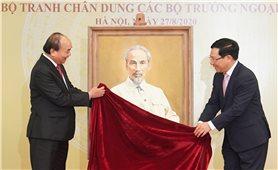 Thủ tướng dự kỷ niệm 75 năm thành lập ngành ngoại giao Việt Nam