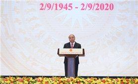 Diễn văn của Thủ tướng Nguyễn Xuân Phúc tại lễ kỷ niệm 75 năm Quốc khánh 2/9