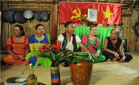 Đám cưới của đồng bào Raglai: Nhà gái lo liệu