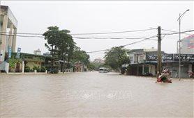 Thái Nguyên khẩn trương khắc phục hậu quả do mưa lớn diện rộng