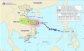 Thời tiết ngày 18/9: Bão số 5 sẽ đổ bộ vào đất liền với sức gió mạnh cấp 9, giật cấp 11