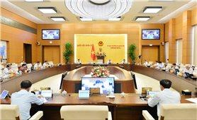 Phiên họp thứ 48 của Ủy ban Thường vụ Quốc hội: Ưu tiên các dự án thể chế hóa các chủ trương, đường lối của Đảng