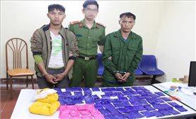 Bắt quả tang vụ mua bán trái phép hơn 15.000 viên ma túy tổng hợp