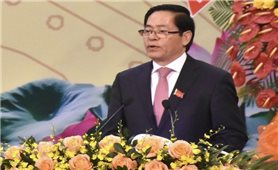 Đồng chí Phạm Viết Thanh tái đắc cử Bí thư Tỉnh ủy Bà Rịa-Vũng Tàu