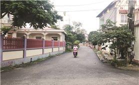 Những con đường thay đổi cuộc sống làng quê