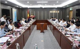 Ủy ban Dân tộc: Làm việc với Thường vụ Tỉnh ủy Sơn La về Chương trình mục tiêu quốc gia phát triển KT-XH vùng DTTS và miền núi