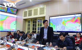 Đề nghị xử lý nghiêm đối tượng đăng thông tin giả về bão số 8