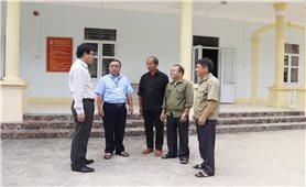 Khảo sát công tác phát hành báo cho Người có uy tín tại Hà Giang, Tuyên Quang