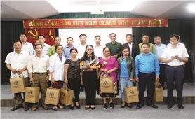 UBDT gặp mặt Đoàn đại biểu Người có uy tín tỉnh Tuyên Quang
