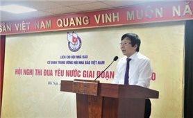 Sẽ có 22 tập thể và 17 cá nhân được tôn vinh tại Đại hội Thi đua yêu nước Hội Nhà báo Việt Nam