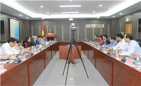 """Bộ trưởng, Chủ nhiệm Đỗ Văn Chiến: """"Tỉnh ủy Lào Cai cần ra nghị quyết về công tác dân tộc giai đoạn 2021-2026"""""""