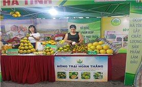 Khai mạc sự kiện quảng bá sản phẩm OCOP gắn với văn hóa các tỉnh miền Trung và Tây Nguyên