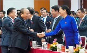 Thủ tướng Nguyễn Xuân Phúc dự Đại hội Thi đua yêu nước ngành Tài chính