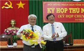 Trà Vinh: Ông Lê Văn Hẳn giữ chức Chủ tịch UBND tỉnh
