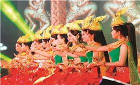 Múa dân gian trong đời sống người Khmer