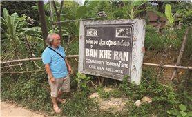 Nhà nghiên cứu Hoàng Tuấn Cư: Một đời say mê văn hóa Tày - Nùng