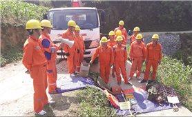 Điện lực Quản Bạ (Hà Giang): Nỗ lực đưa điện lưới lên từng thôn, bản vùng cao