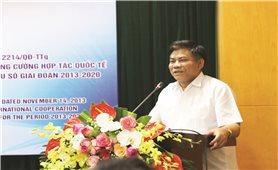 Cần tăng cường hợp tác quốc tế hỗ trợ phát triển KT-XH vùng đồng bào DTTS