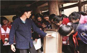 Nghề làm giấy dó của người Cao Lan: Nguy cơ thất truyền