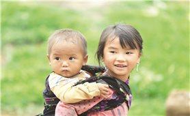 Cải thiện dinh dưỡng cho trẻ em DTTS