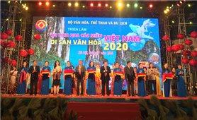 """Khai mạc Triển lãm """"Du lịch qua các miền di sản văn hóa Việt Nam"""