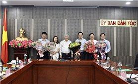 Ủy ban Dân tộc làm việc với tỉnh Bắc Kạn về Chương trình MTQG phát triển KT-XH vùng đồng bào DTTS&MN
