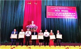 Thay đổi nhận thức của đồng bào Mông về thực hiện nếp sống văn hóa trong tang lễ
