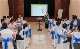 Quảng Nam: Tập huấn về quản lý rủi ro thiên tai, biến đổi khí hậu dựa vào cộng đồng