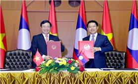 Phó Thủ tướng, Bộ trưởng Ngoại giao Phạm Bình Minh thăm chính thức Cộng hòa Dân chủ Nhân dân Lào