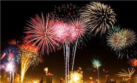 Người dân được bắn pháo hoa dịp lễ, tết, sinh nhật