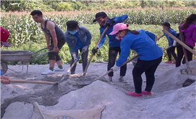 Lạng Sơn: Phát huy vai trò của HTX trong xây dựng NTM