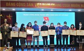 Trung ương Đoàn TNCS Hồ Chí Minh: Gặp mặt đại biểu thanh niên tham dự Đại hội đại biểu toàn quốc các DTTS Việt Nam lần thứ II