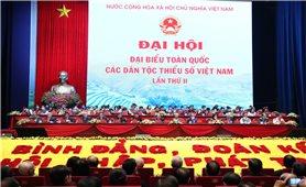 Khai mạc Đại hội đại biểu toàn quốc các DTTS Việt Nam lần thứ II năm 2020