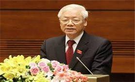 Lãnh đạo Việt Nam gửi Điện mừng Quốc khánh Vương quốc Thái Lan