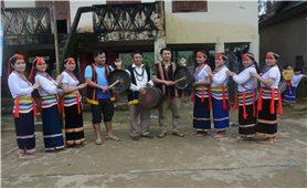 Gia đình của những người yêu văn hóa truyền thống